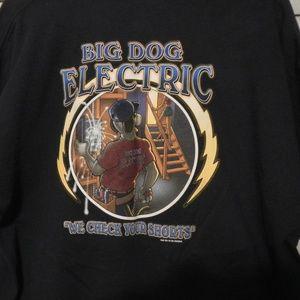 Big Dog Electric T-shirt